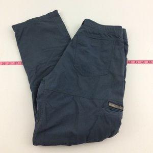 Prana outdoor hiking pants Small Blue E20